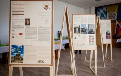 Opening of the exhibition dedicated to St. John of Nepomuk